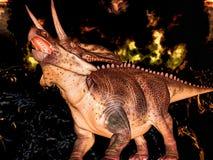 Dinosaur doomsday Royalty Free Stock Photo