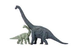 dinosaur dwa Zdjęcia Stock