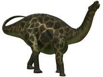 dinosaur för dicraeosaurus 3d Royaltyfri Foto