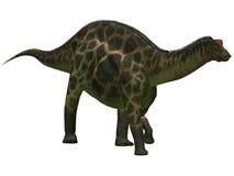 dinosaur för dicraeosaurus 3d Arkivbilder