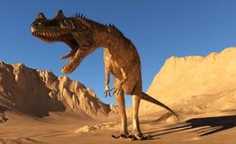 The dinosaur Royalty Free Stock Image