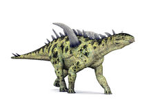 Dinosaur Gigantspinosaurus Royalty Free Stock Photography
