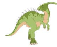 Dinosaur, illustration Stock Image