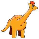 dinosaur ilustracja Obrazy Royalty Free