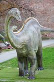 Dinosaur  at Kalemegdan fortress in Belgrade Royalty Free Stock Image