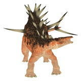 Dinosaur Kentrosaurus Royalty Free Stock Photos