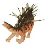 Dinosaur Kentrosaurus Royalty Free Stock Photos