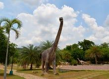 Dinosaur Mamenchisaurus Stock Image