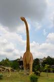 Dinosaur Mamenchisaurus Stock Photo