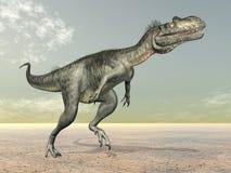 Dinosaur Megalosaurus Royalty Free Stock Photo