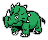 Dinosaur mignon Image libre de droits
