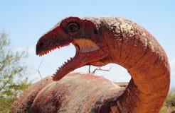 Dinosaur model Royalty Free Stock Photo