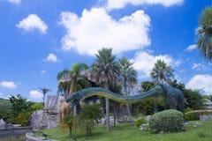 Dinosaur Museum Royalty Free Stock Photos