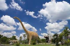 Dinosaur Museum Royalty Free Stock Photography