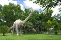 Dinosaur Museum Stock Photo