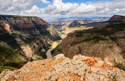 Dinosaur National Monument Royalty Free Stock Images