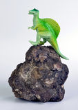 Dinosaur Poop. Royalty Free Stock Photography