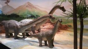 Dinosaur. Primitive history travel Royalty Free Stock Photo