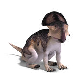 Dinosaur Protoceratops Stock Photos