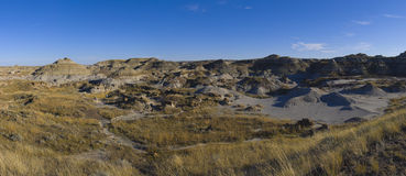 Dinosaur Provincial Park Stock Photography