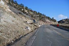 Dinosaur Ridge Colorado Stock Images