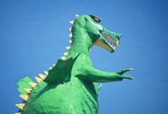 Dinosaur roadside attraction, Pigeon Fork, TN Stock Images