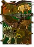 Dinosaur. Stock Photos