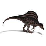 Dinosaur Spinosaurus Stock Photos