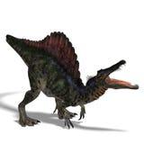 Dinosaur Spinosaurus Photo stock