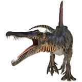 Dinosaur Spinosaurus Zdjęcie Stock