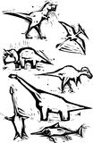 Dinosaur Spot Images Royalty Free Stock Photography