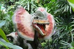 Dinosaur Statue Stock Photo
