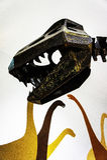 Dinosaur Statue Royalty Free Stock Photos
