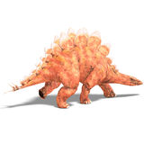 Dinosaur Stegosaurus Stock Photos