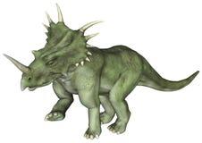 Dinosaur Styracosaurus Royalty Free Stock Photos