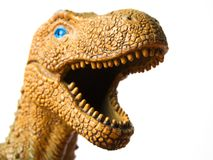 Dinosaur toy Royalty Free Stock Photo
