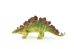 Dinosaur toy stock photo