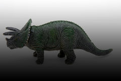 Dinosaur toy Stock Images