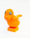Dinosaur toy for kids to play Stock Image