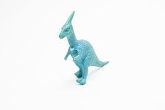 Dinosaur toy plastic figures Stock Photos