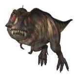 Dinosaur Tyrannosaurus Stock Photo