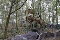 Dinosaur valley Stock Images