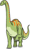 Dinosaur Vector Illustration Stock Photo