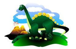 Dinosaur (Vektor) Stock Photo