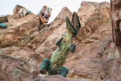 dinosaur wystawa zdjęcie royalty free