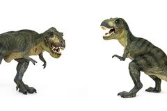 Dinosaura Tyrannosaurus Rex zdjęcia royalty free