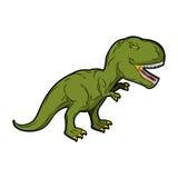 Dinosaura Tyrannosaurus Rex Prehistoryczny gad Fotografia Royalty Free