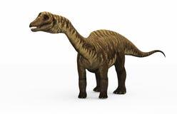 dinosaurdiplodocus royaltyfri illustrationer