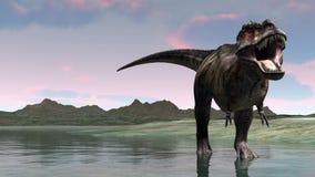 Dinosaure Photo libre de droits