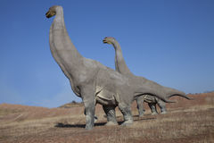 Dinosaure Photo stock